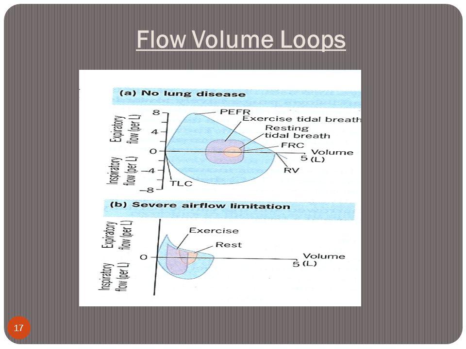 Flow Volume Loops 17