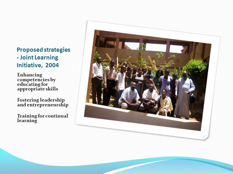 Training programs in cooperation projects – an engine for capacity building.