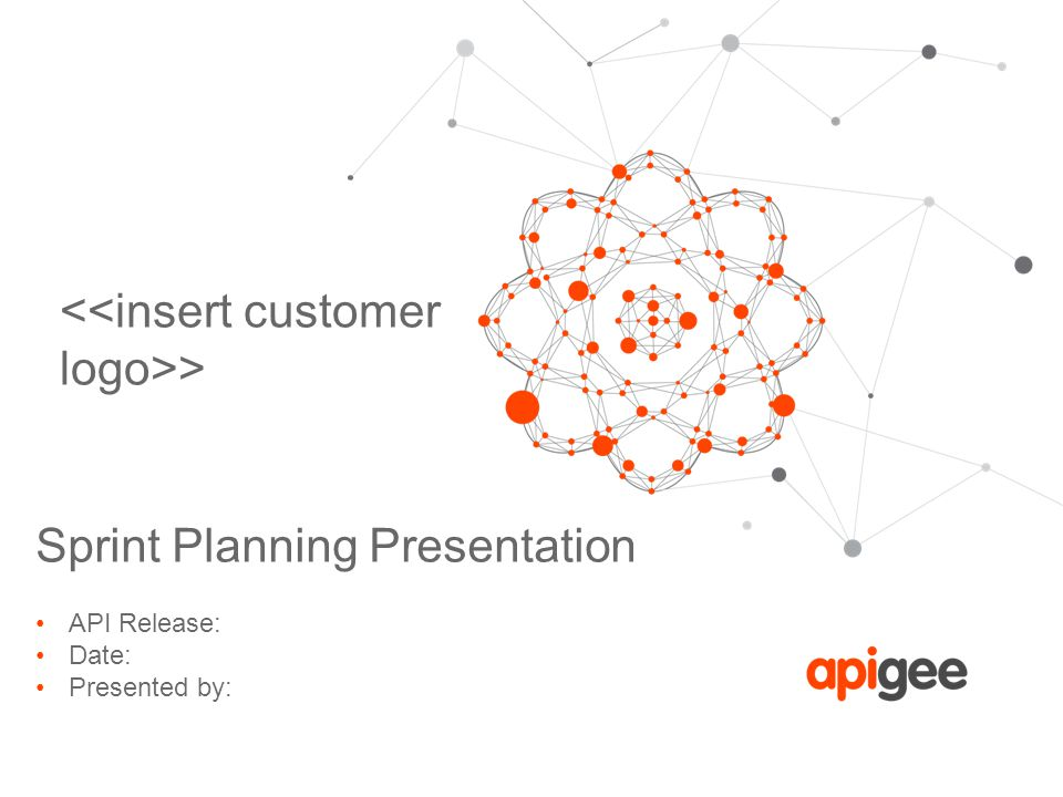 > Sprint Planning Presentation API Release: Date: Presented by: