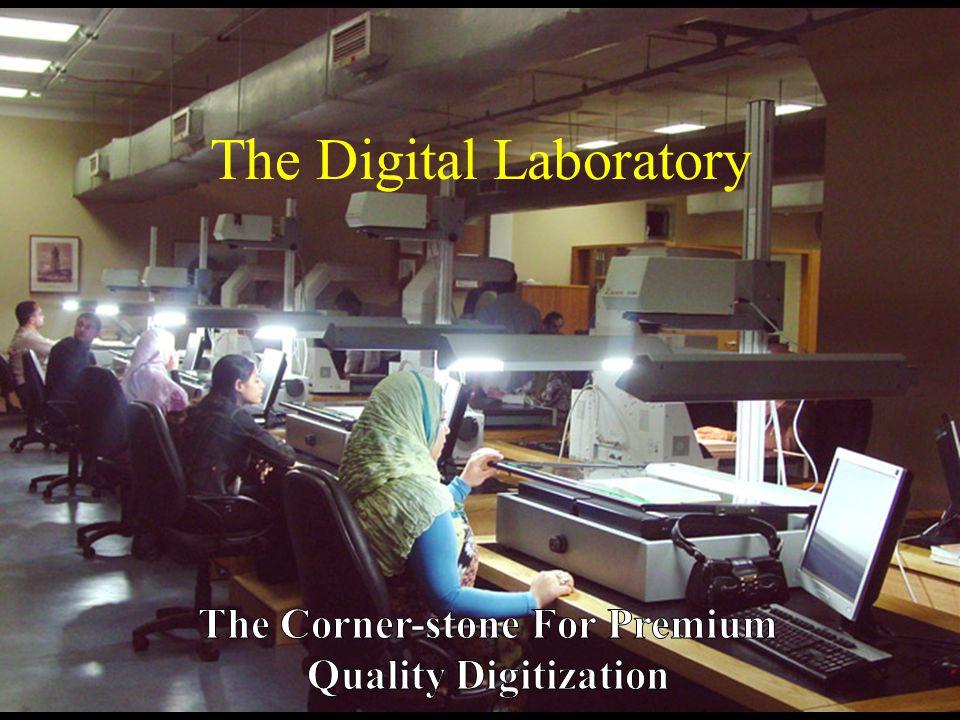 The Digital Laboratory