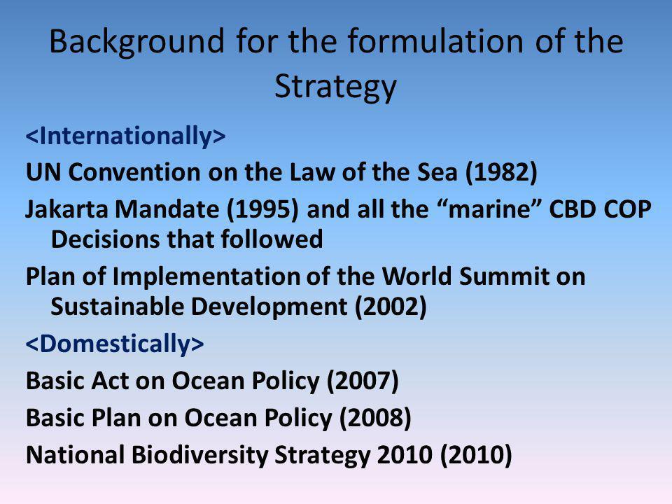 Sample result of analysis MARXAN solution in open ocean (epipelagic open ocean)