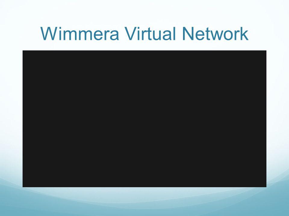 Wimmera Virtual Network