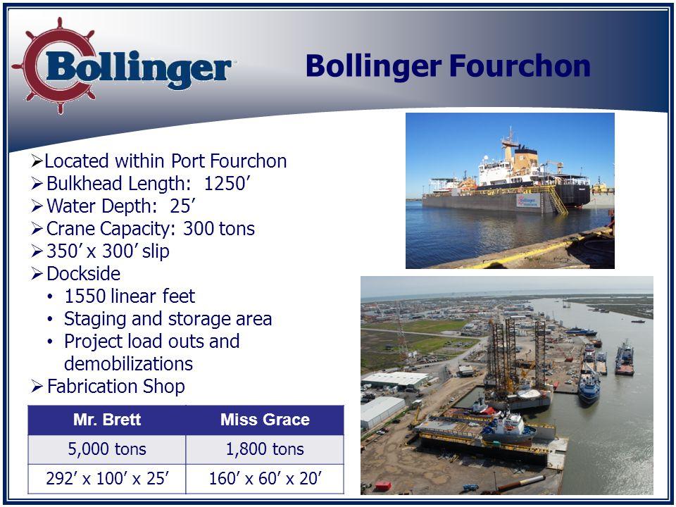 Bollinger Fourchon Mr.