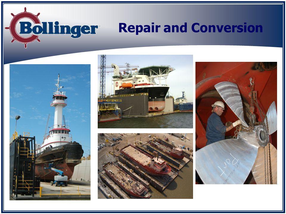 Repair and Conversion