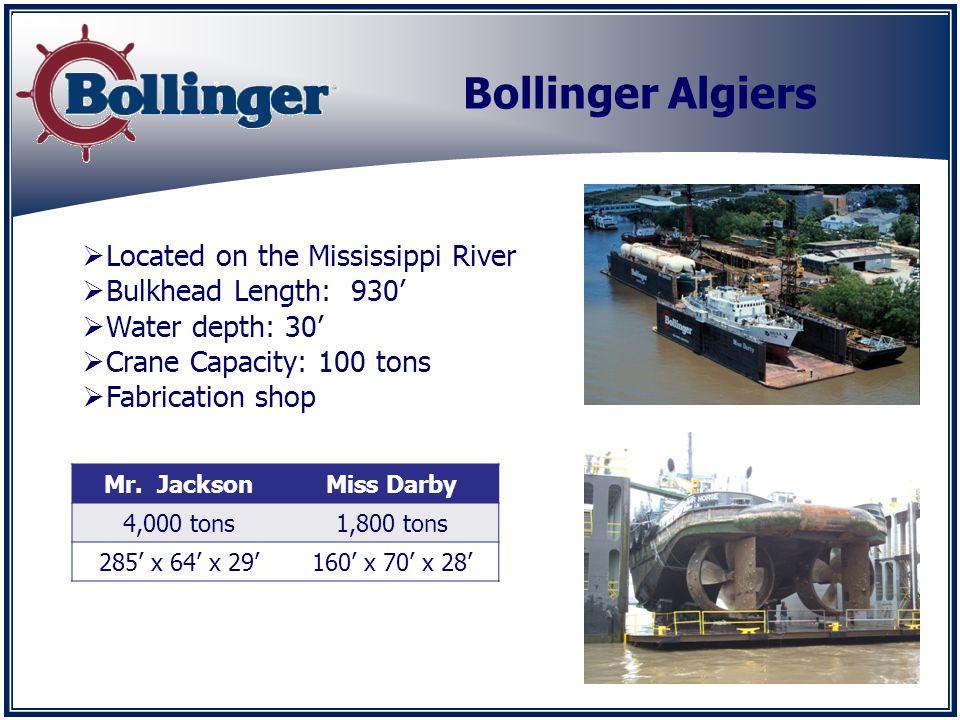 Bollinger Algiers Mr.