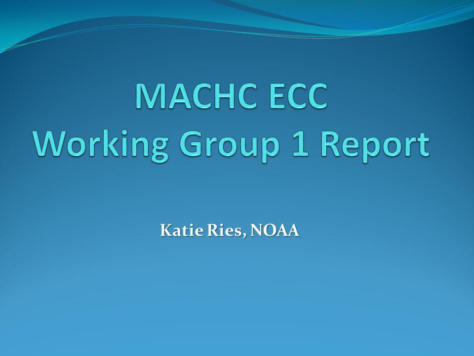 Katie Ries, NOAA