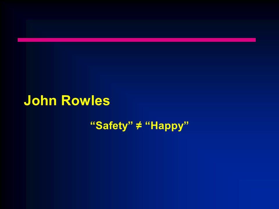 John Rowles Safety Happy