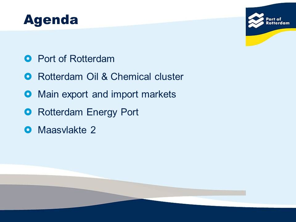 100 Gelsenkirchen Ruhroel (BP-Pedevesa) Godorf/Wesseling Shell Antwerpen Total, Esso Vlissingen Total 16 29 6 6 49 Rotterdam Shell, Esso, Q8, Koch, BP Crude oil supply: transported by pipelines to 10 oil refineries