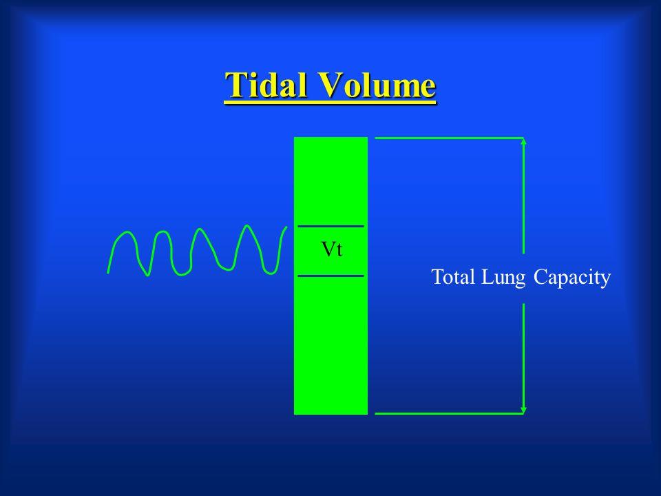 Vital Capacity VC TLC Vt
