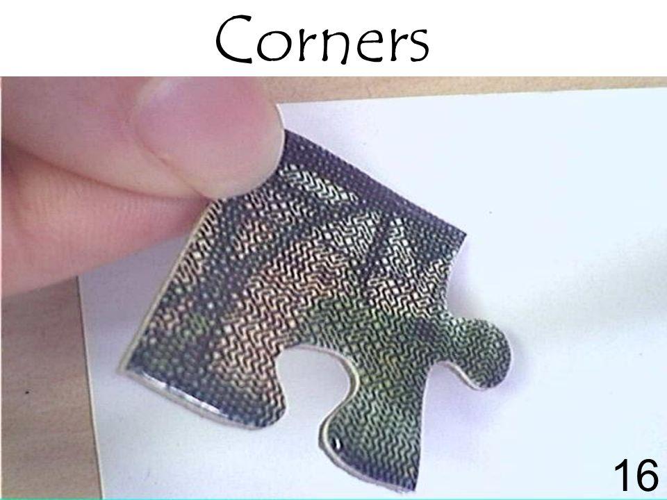 Corners 16