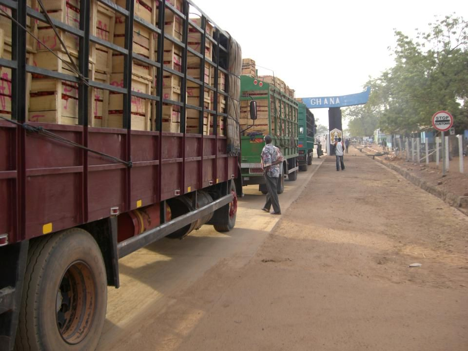 1. Markets In recent years a very large tomatoes for export industry has been developed in Burkina Faso resulting from the initiative by Ghana importe