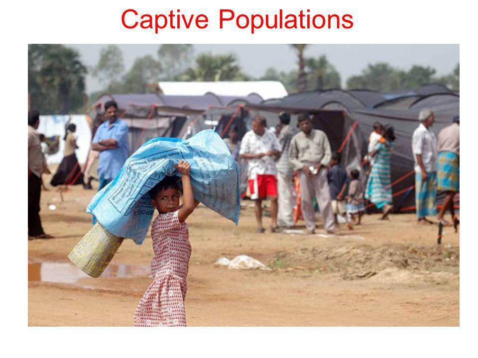 Captive Populations