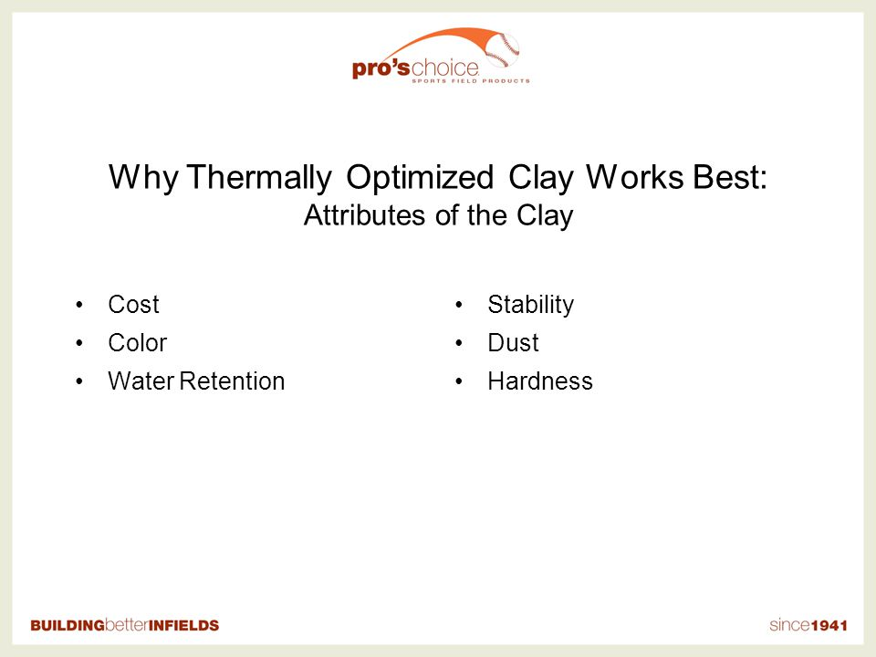 Pros Choice Red Pros Choice Red is a Thermally Optimized Montmorillonite Clay that Improves Soil Structure and Controls Excess Moisture
