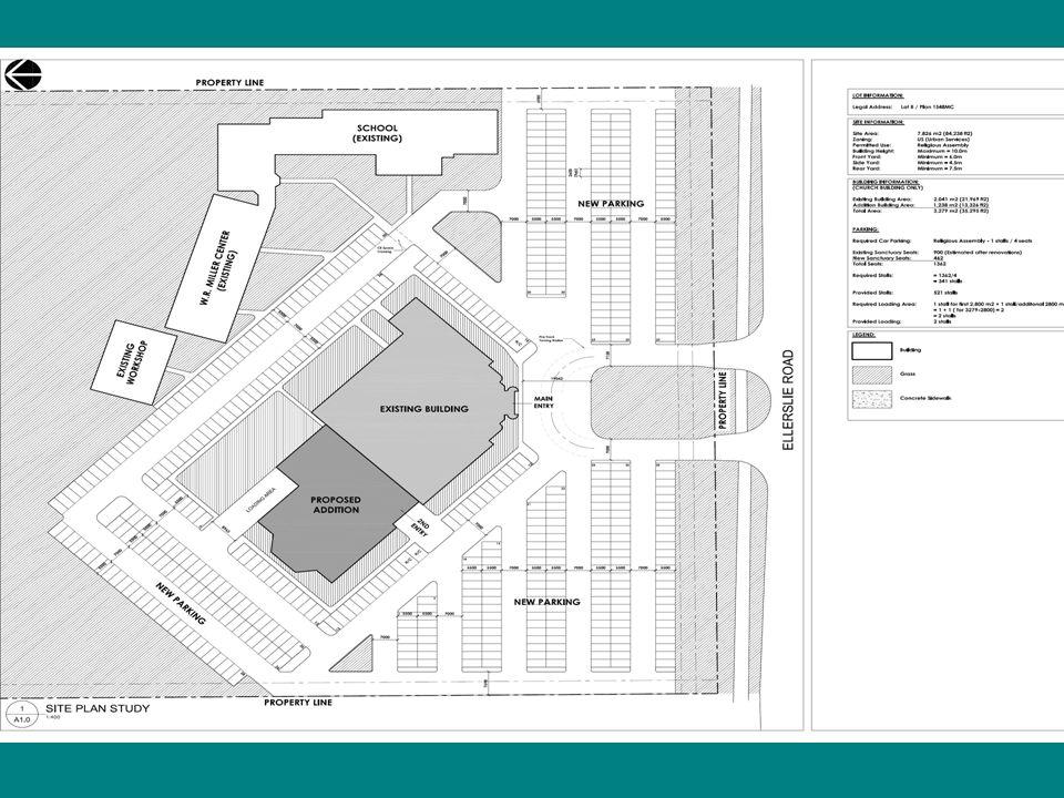 Compare 199 street facility location vs VCC facility location