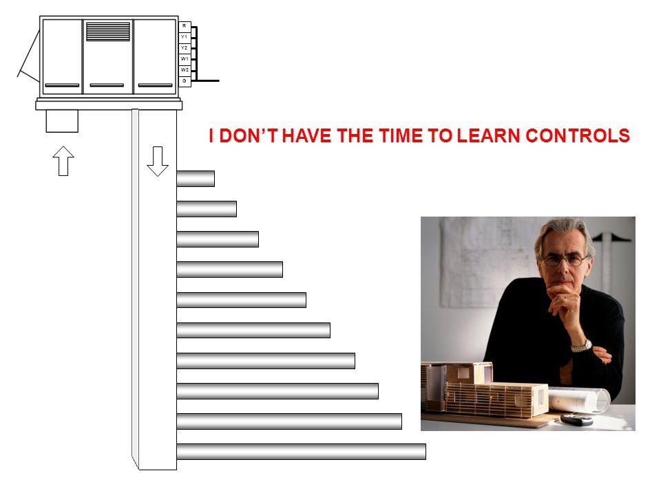 R Y1 Y2 W1 W2 G I DONT HAVE THE TIME TO LEARN CONTROLS