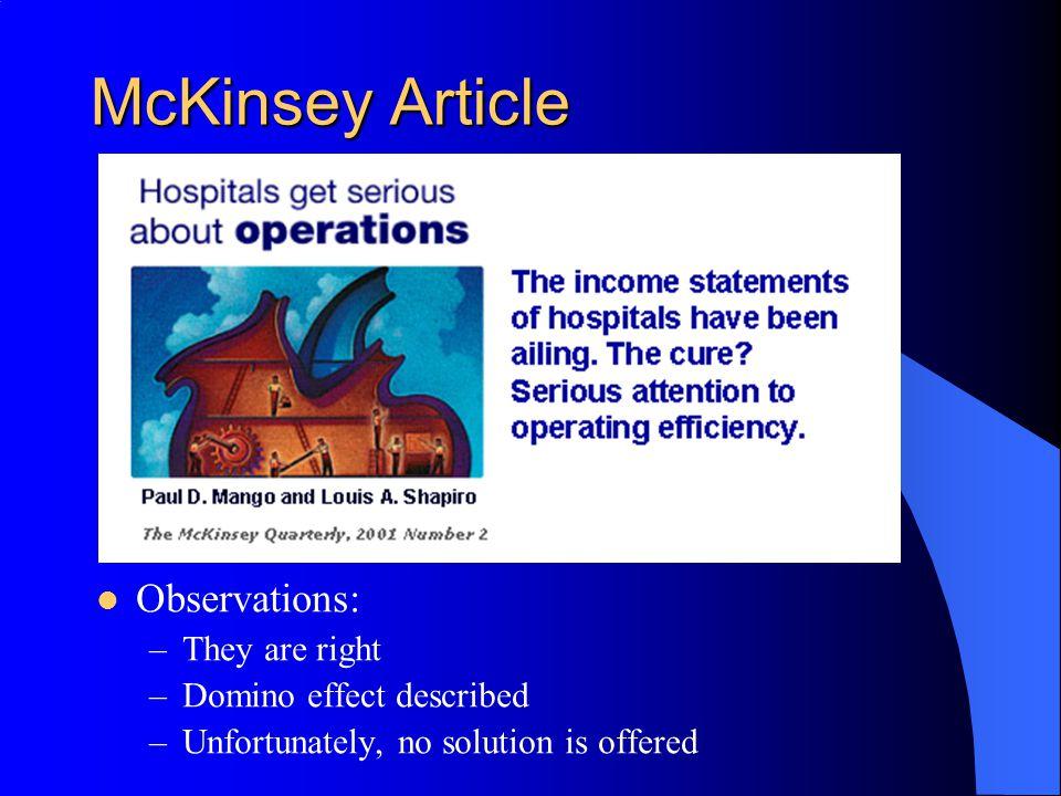 Inpatient Beds: Surgery, Critical Care, Step Down, Medicine ADT CIS O.R.C.V.