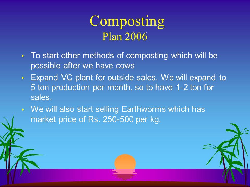 Vermi-composting