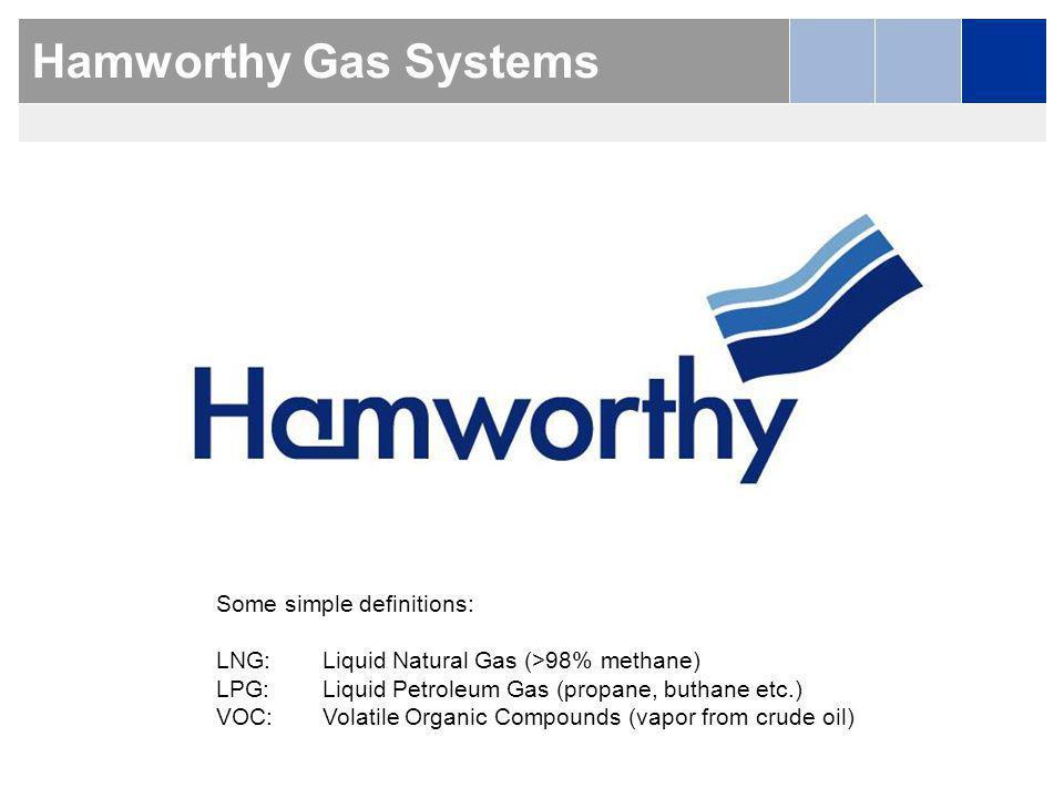 Hamworthy Gas Systems Join the fun!