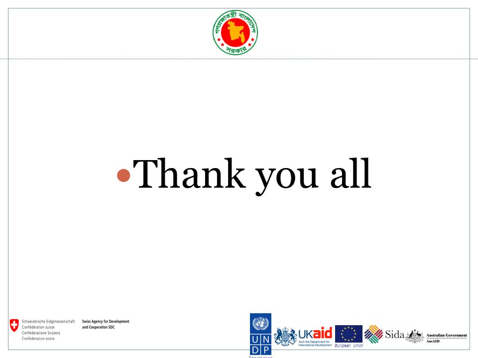 Bangladesh European Union Thank you all