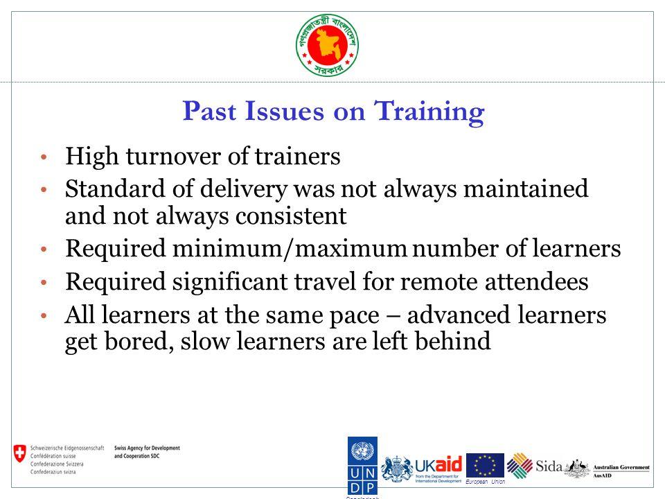 Bangladesh European Union Why E-Learning.