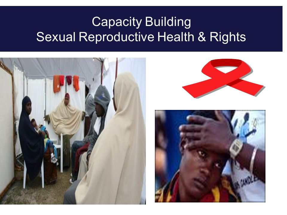 Capacity Building Sexual Reproductive Health & Rights
