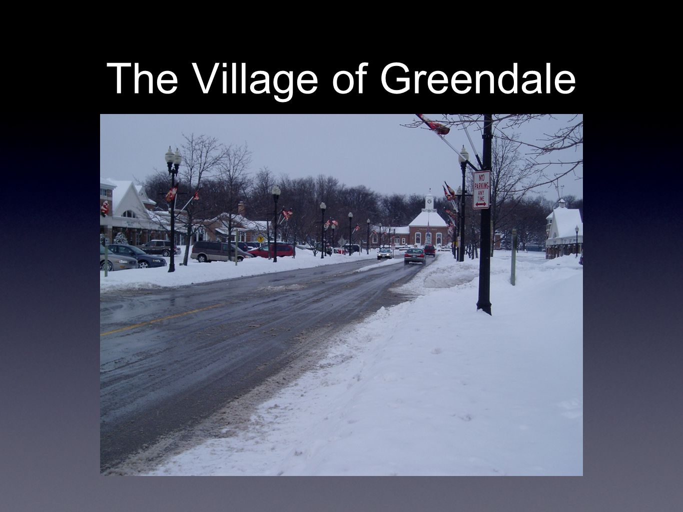 The Village of Greendale