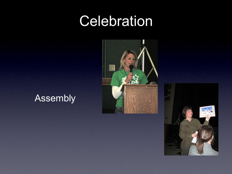Assembly Celebration