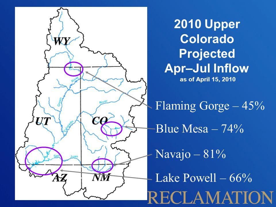 CWAG 2010 WATER LAW CONFERENCE The Broadmoor Colorado Springs, Colorado April 29 – 30, 2010