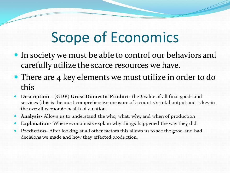 Section 2 Basic Economic Concepts