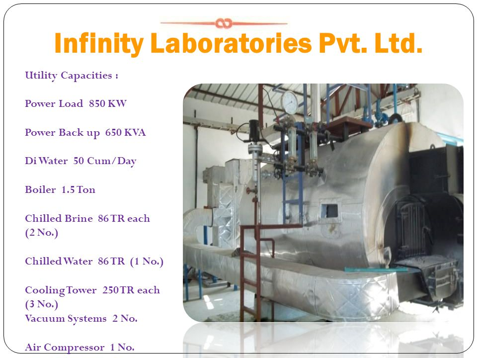 Infinity Laboratories Pvt.Ltd.
