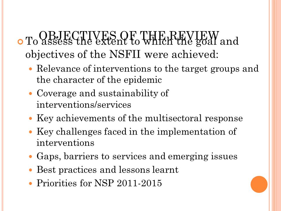 PREVENTION AND MITIGATION KEY CHALLENGES 1.