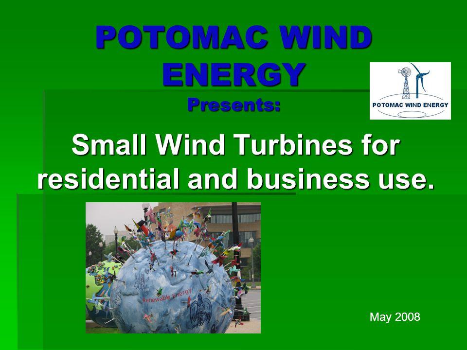Wind Power in the U.S.