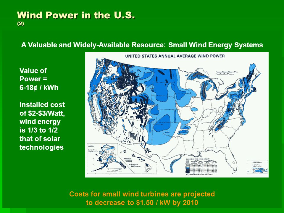 Wind Power Basics: (1) How Does a Wind Turbine Work.