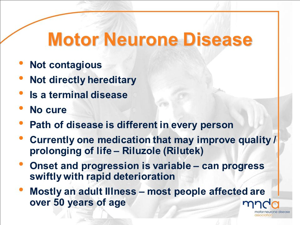 So what is a Motor Neurone?