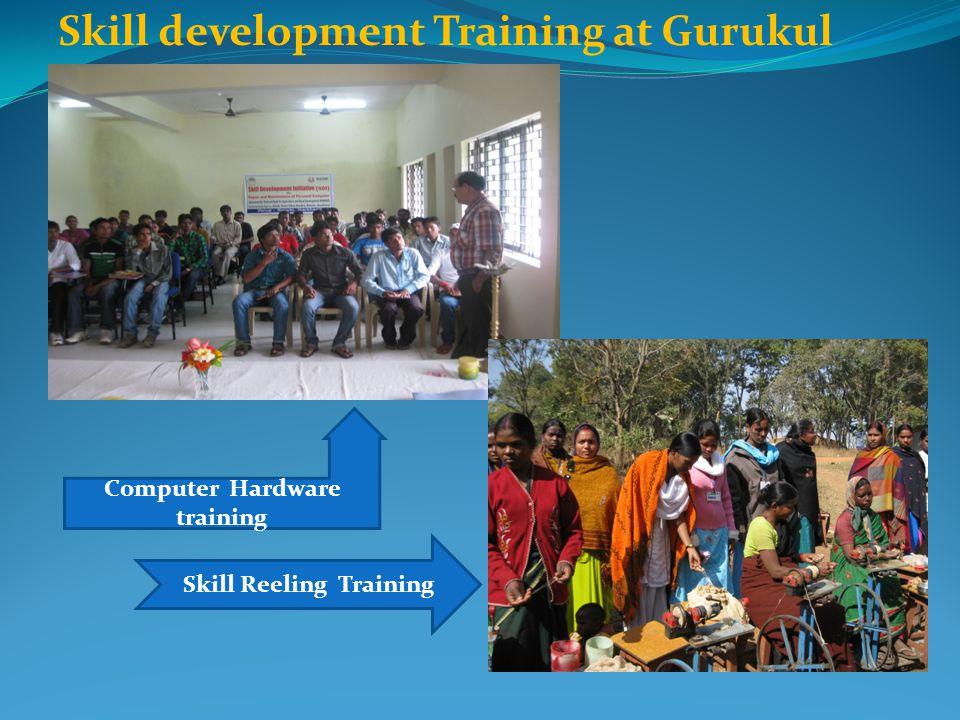 Computer Hardware training Skill Reeling Training Skill development Training at Gurukul