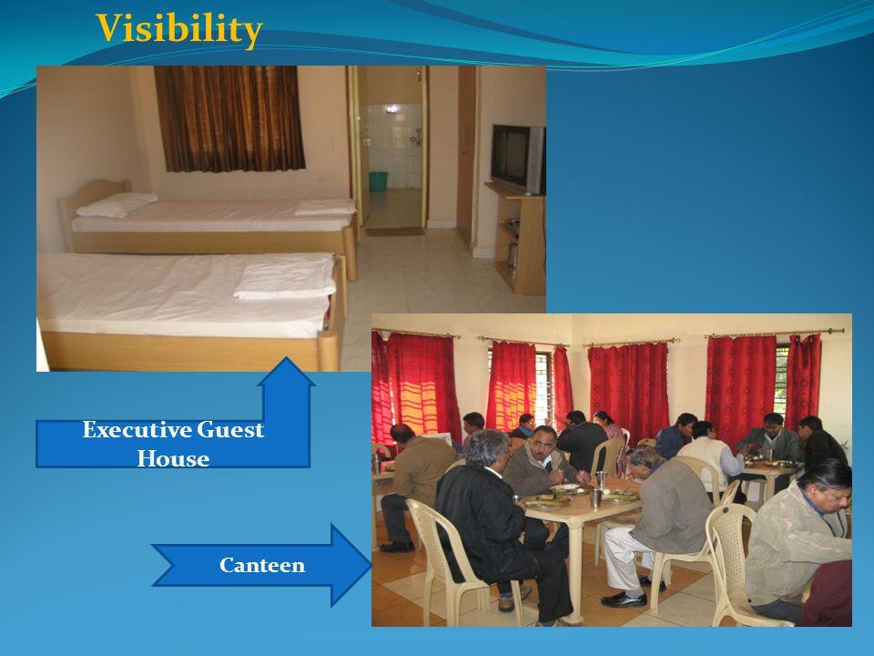 Visibility Executive Guest House Canteen