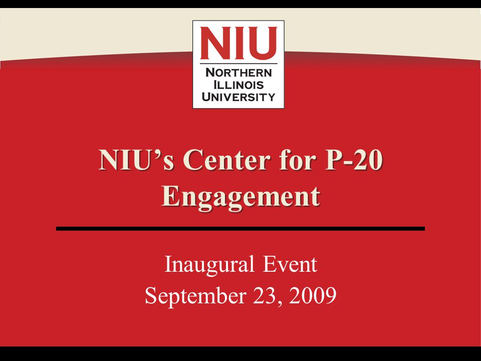 Engaged Learning Students spend five days per week at PDS sites, taking NIU classes and working in classrooms with teachers to improve schools.