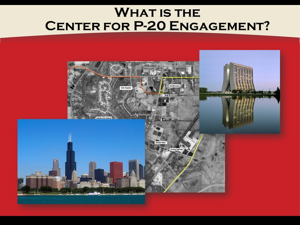 What is the Center for P-20 Engagement