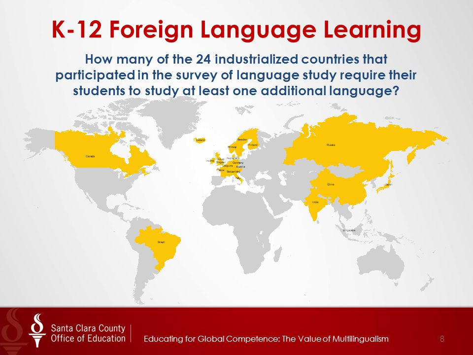 Cognitive Flexibility 19Educating for Global Competence: The Value of Multilingualism