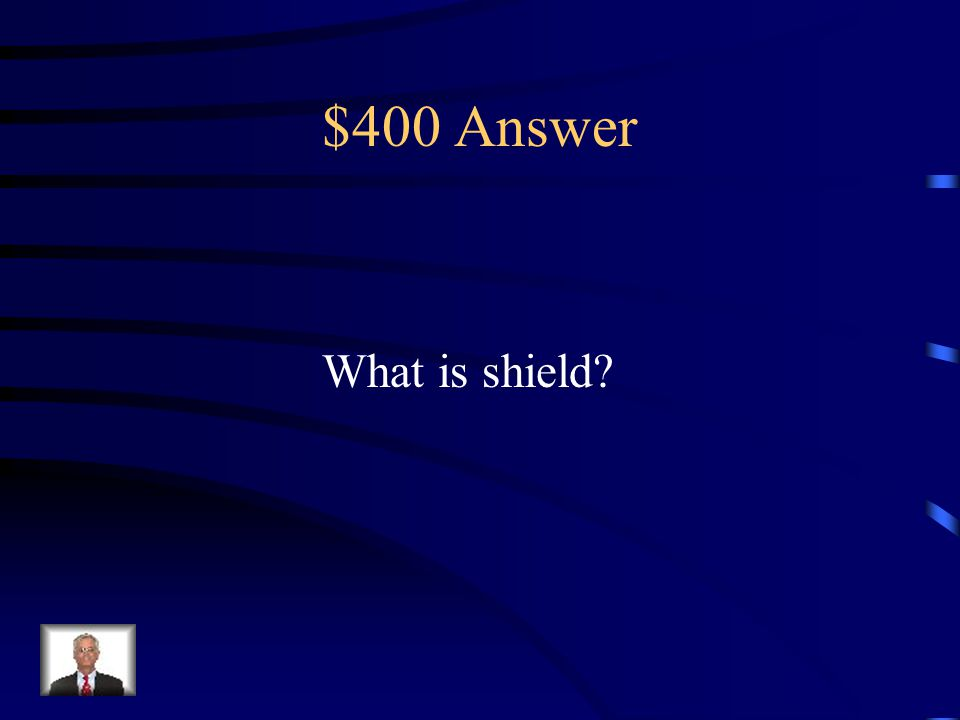$400 Question What is the synonym of the word protect thaw shield perish chart