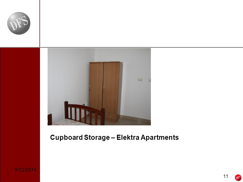 11 - 11 - Cupboard Storage – Elektra Apartments 6/12/2014