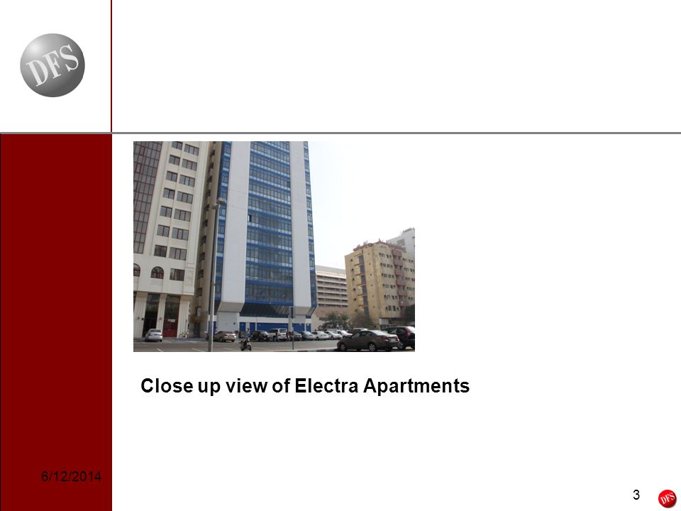 4 - 4 - DFS 14 Apartments with Balcony- Navygate 6/12/2014