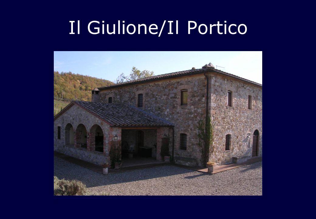 Il Giulione/Il Portico