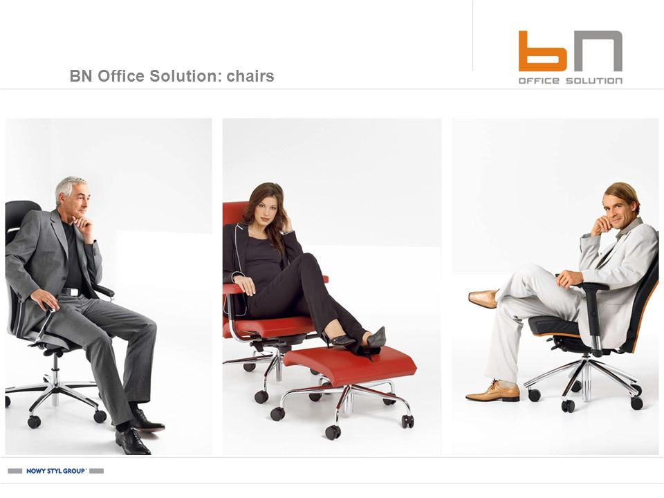 BN Office Solution: chairs