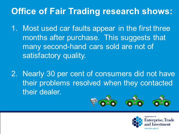 Question: Roughly, how much do consumers each spend to fix unresolved faults that are the dealer s responsibility to correct.