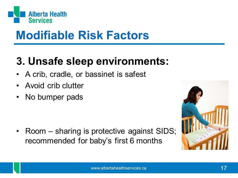 17 Modifiable Risk Factors 3.