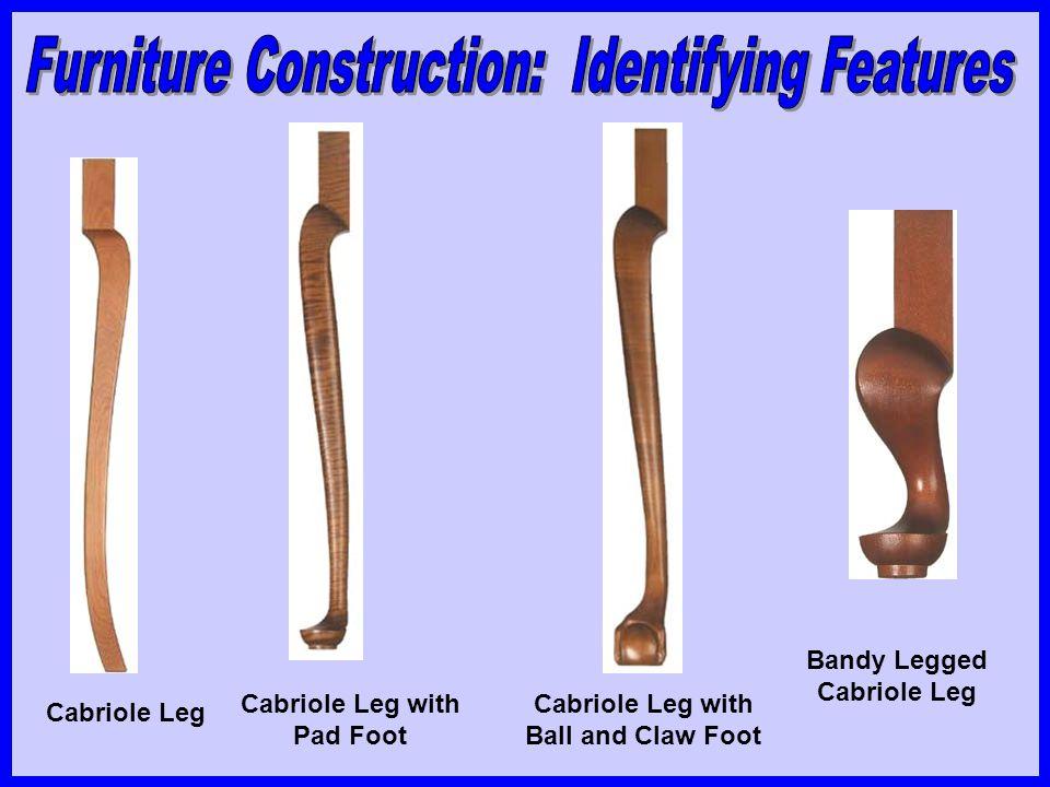 Tapered Leg Spiral Legs Turned Leg Bulbous Leg