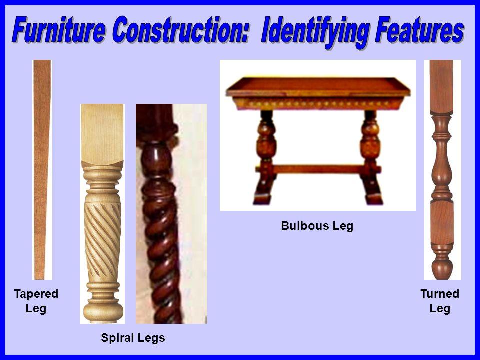 H StretcherX Stretcher Pediments above; Pediment with Finial below Motifs