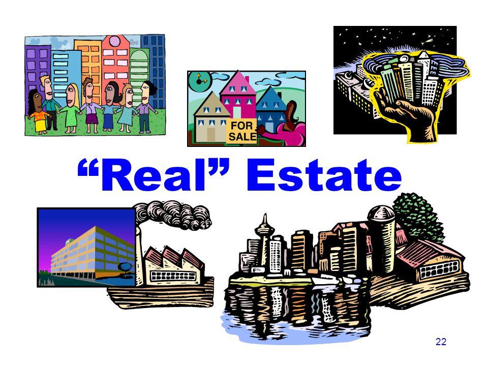 22 Real Estate