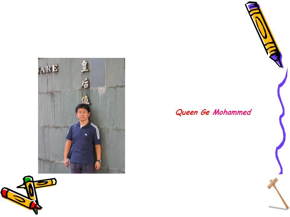 Queen Ge Mohammed